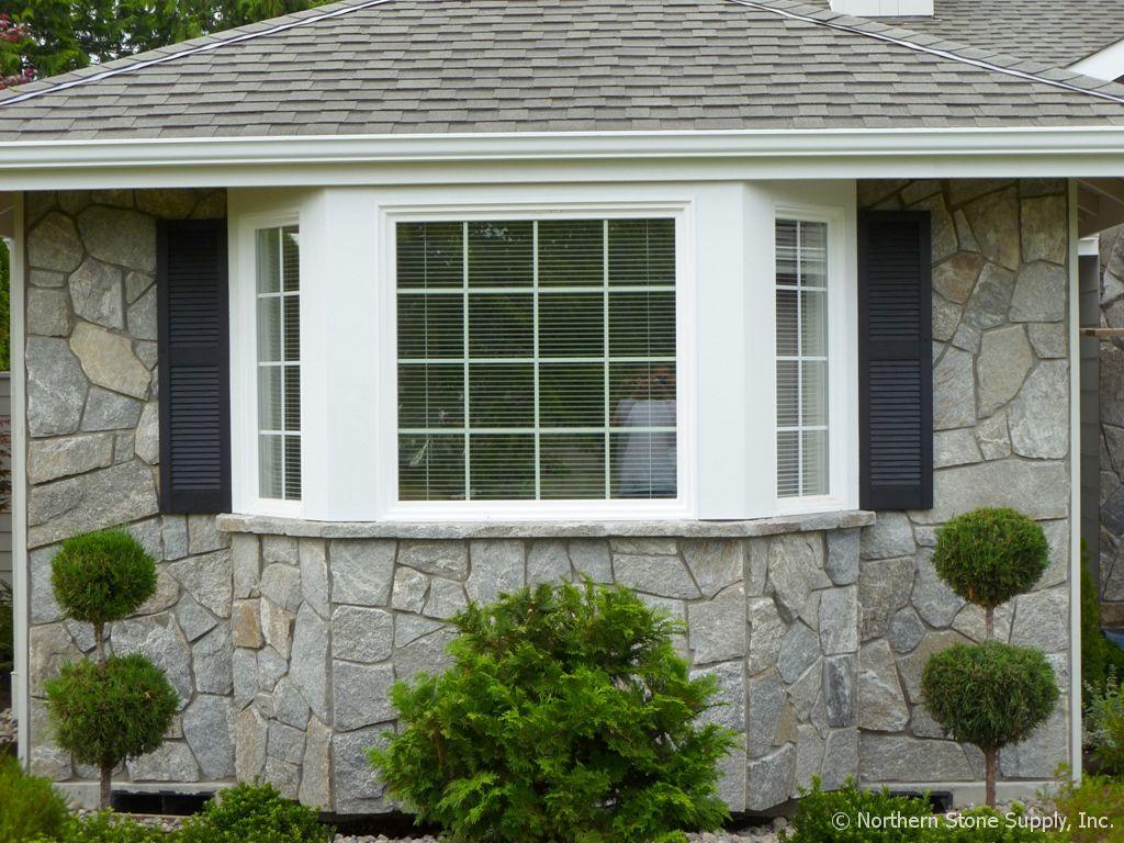 Wall Stone   Rocky Mountain Granite™ E Z Set™ Mosaic Veneer   Sill Stone