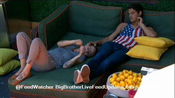 Big Brother Usa Live Feed Updates Newsflash Devin Has A Two Year Old Daughter Bb16 After The Pov Ceremony Cod Brother Usa Two Year Olds Big Brother