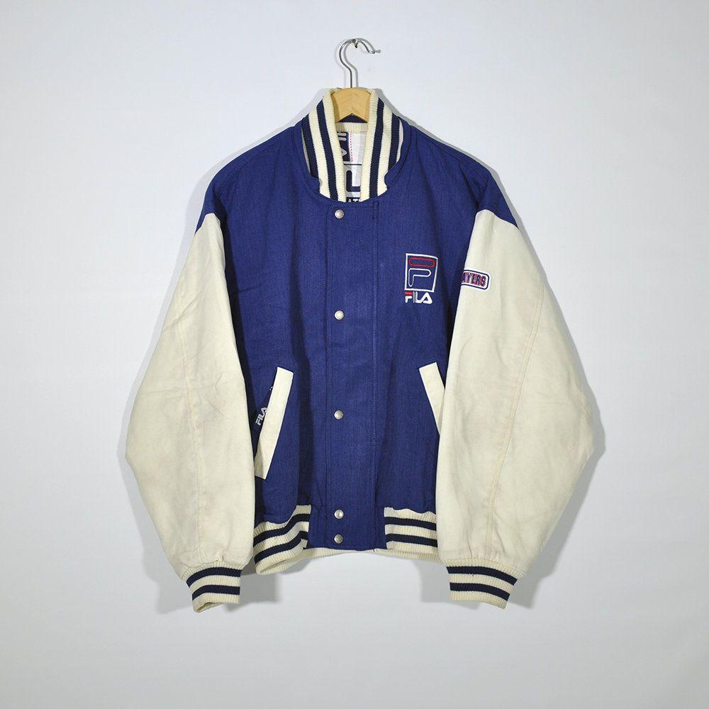 Vintage 90s Fila Ski Team Snow Gear Winter Coat Puffer Jacket Fila Windbreaker Size L Large Fila Varsity Jacket Letterman Fila Big Logo Jackets Winter Puffer Coat Fila Outfit [ 1000 x 1000 Pixel ]