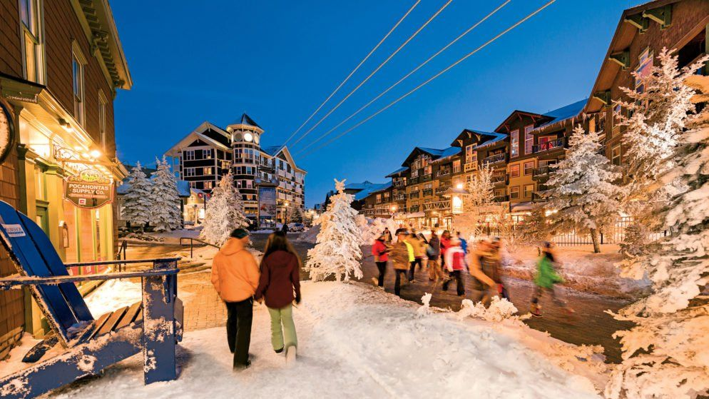 How To Spend A Weekend At Snowshoe