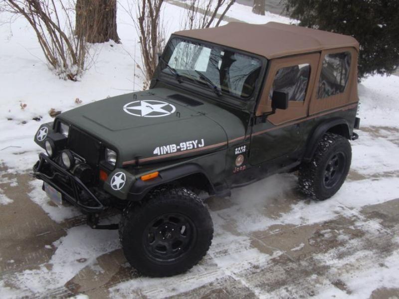 95 Yj By Andy W Of Omaha Nebraska Quadratec Jeep Yj