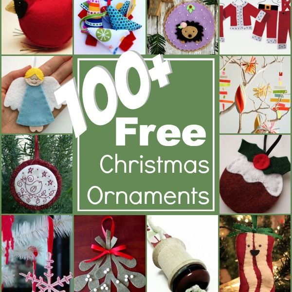 Easy Christmas Ornaments made from scraps Christmas ornament