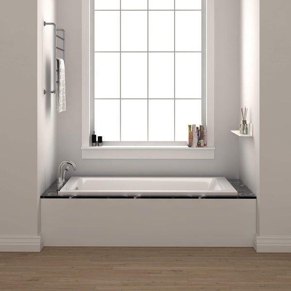 Our Best Bathtubs Deals in 2021   Soaking bathtubs, Built ...