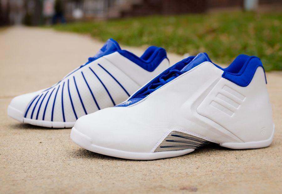 new arrival 2ed5a 90bfe adidas T-Mac 3 - SneakerNews.com Sneaker Heels, Adidas Men, Adidas