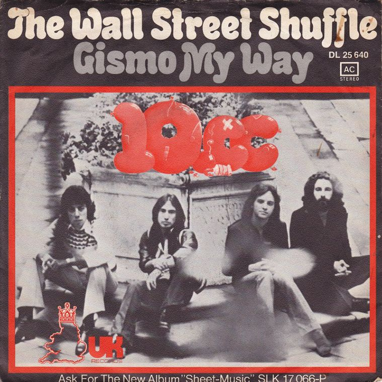 Pin By Sofia Morales On 10cc Rock And Roll 70s Musicians Wall Street