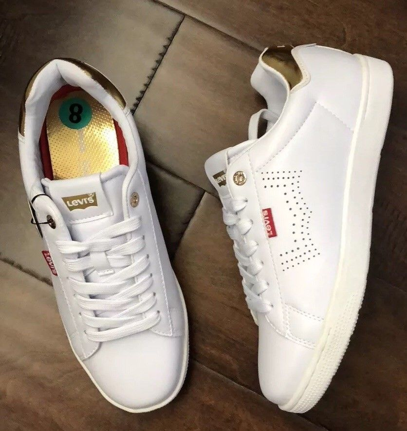 levi's sneakers womens