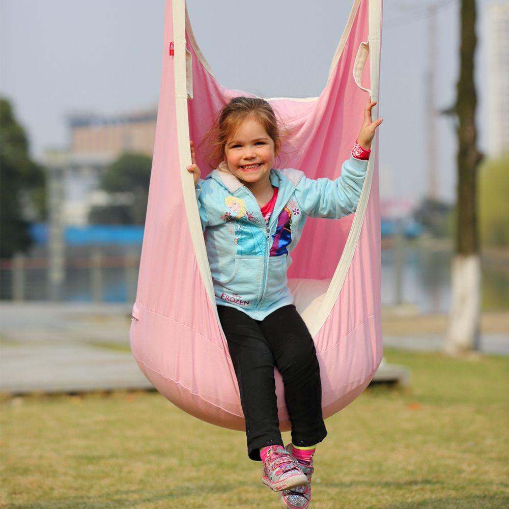 Garden Swing For Children Baby Inflatable Hammock Hanging Swing Chair Kids