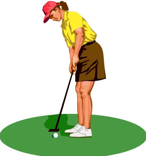 girl golf clip art free clipart images golf pinterest golf rh pinterest ca golf clip art free images golf clip art free black and white