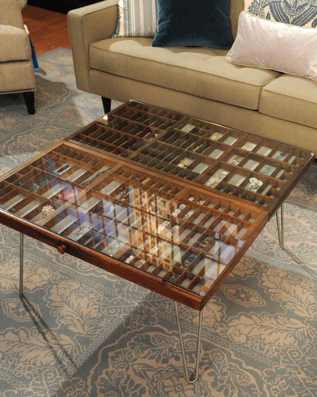 Model Home Furniture Outlet: Letterpress Drawer, Printers Drawer