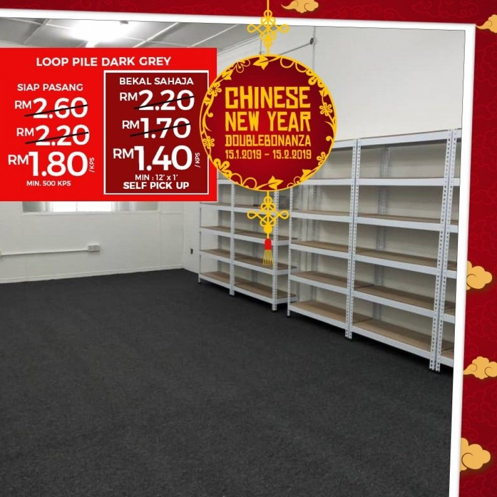 CHINESE NEW YEAR DOUBLE BONANZA FOR YOUR OFFICEINTERIOR