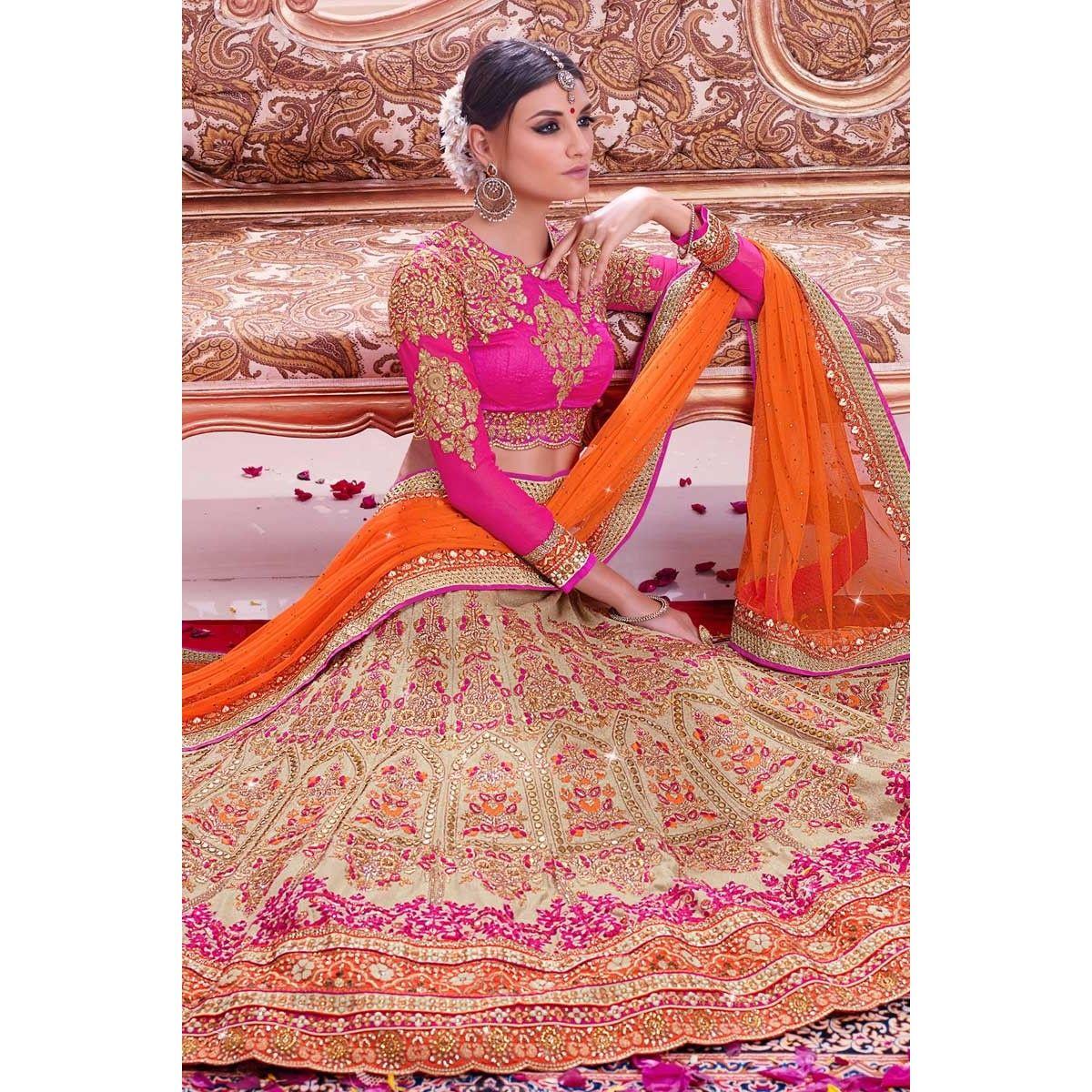 Excelente Trajes De Novia India Modelo - Colección de Vestidos de ...
