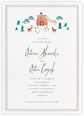 How to Build a Fire Invitation - Paperless Post