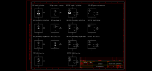 Phenomenal Cad Blocks Of Electronic And Electrical Symbols Cad Library Wiring Digital Resources Helishebarightsorg
