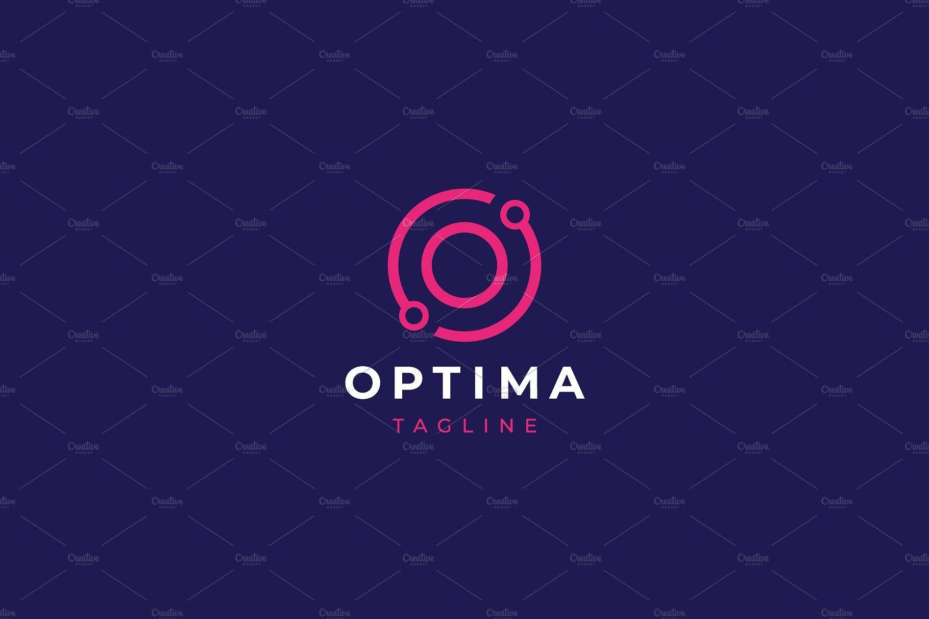 Tech Letter O Logo Icon Design Marketing Logo Design Marketing Logo Logo Design