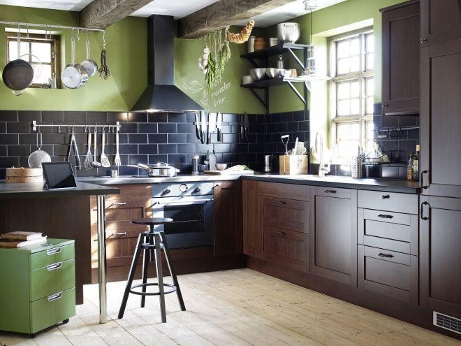 Ikea Faktum Keuken : Landelijke keuken ikea faktum rockhammer keuken ideeën uw