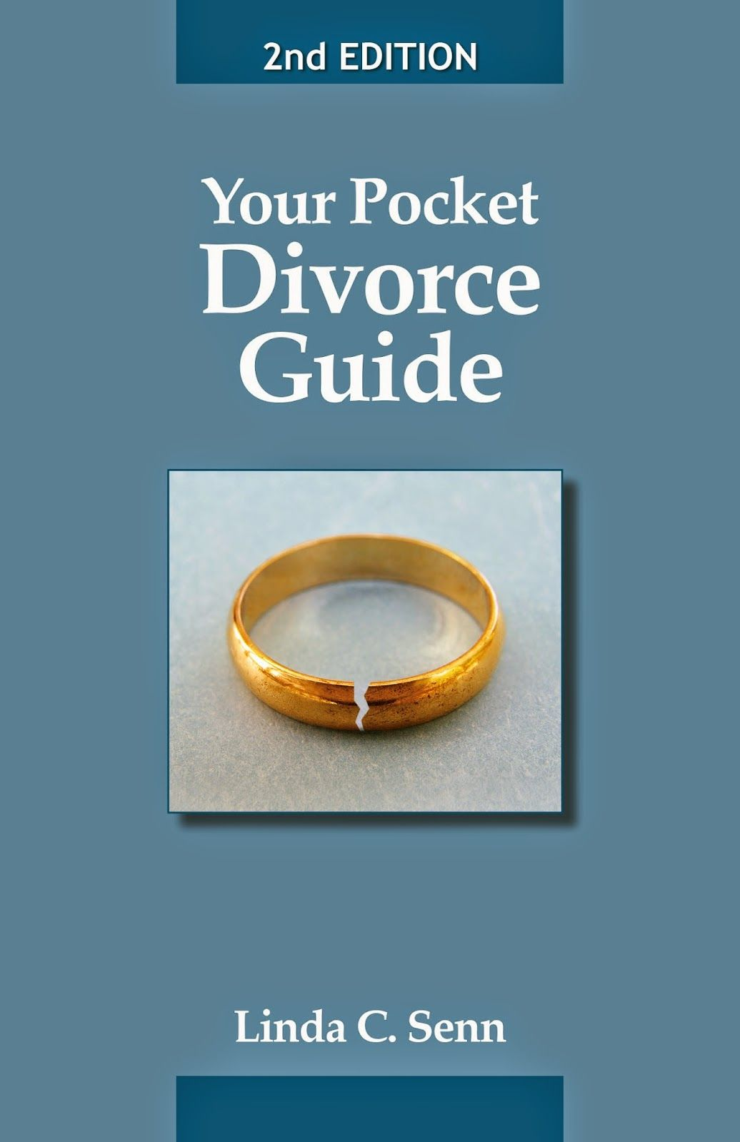 Your Pocket Divorce Guide: YOUR POCKET DIVORCE GUIDE  2nd edition