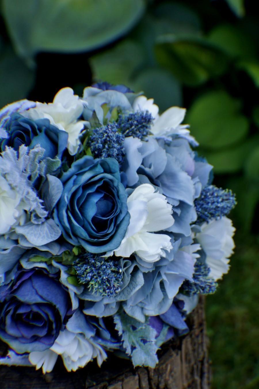 Wedding Bouquet Ready To Ship Sunflower Bridal Bouquet Silk