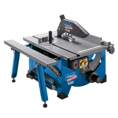 Scheppach240v8 Inchtabletopsawbenchwithslidingsideextensionscheppach Http Www Amazon Co Uk Dp B00dozyzqi Ref C Table Saw Portable Table Saw Best Table Saw