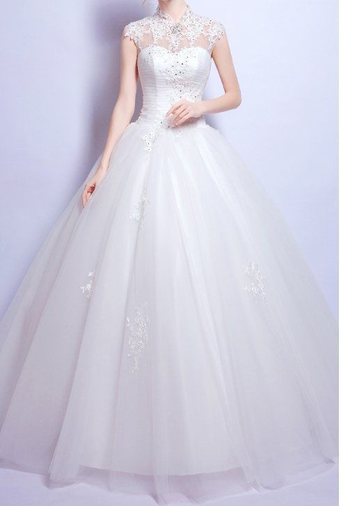 cf8d2fa6a1 New Wedding Dress Bridal gown lace any plus size custom made 2 4 6 8 10 12  14