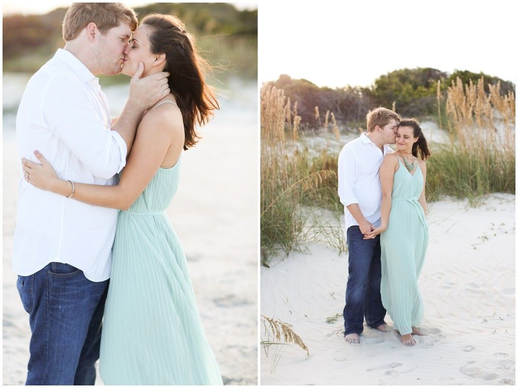 what to wear for engagement photos on the beach