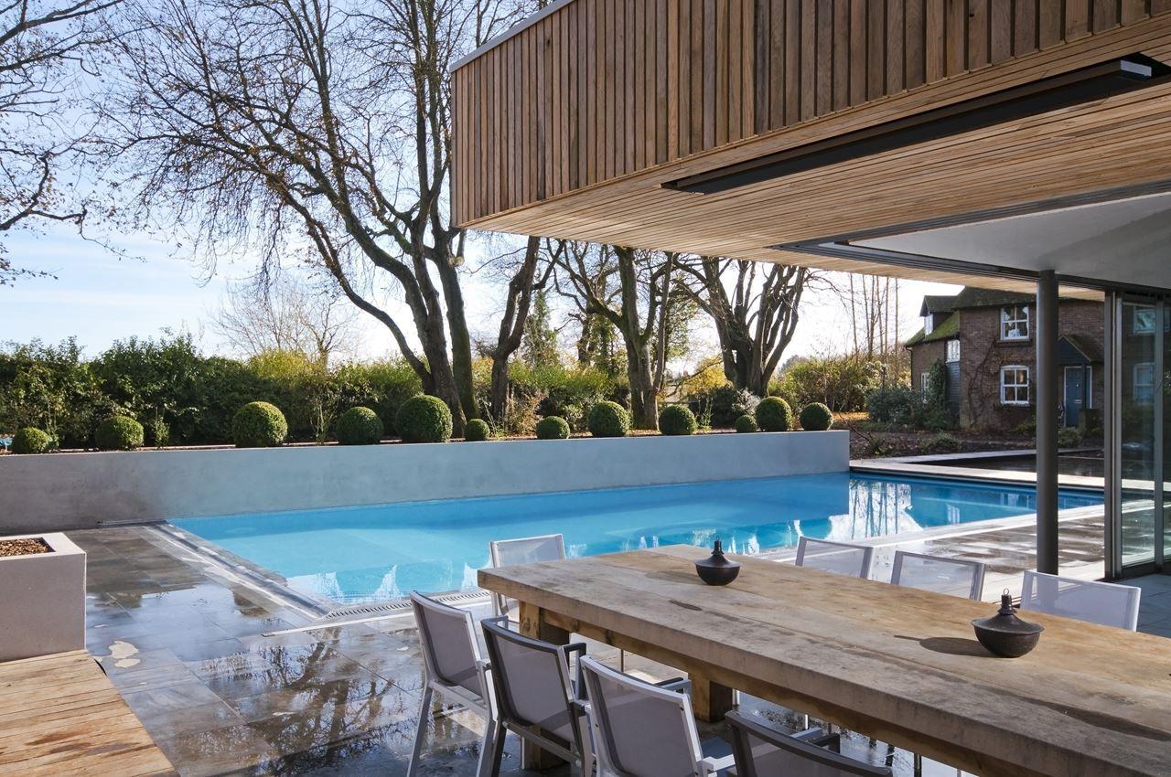 Bluebell pool house picture gallery #vanjski prostor pinterest