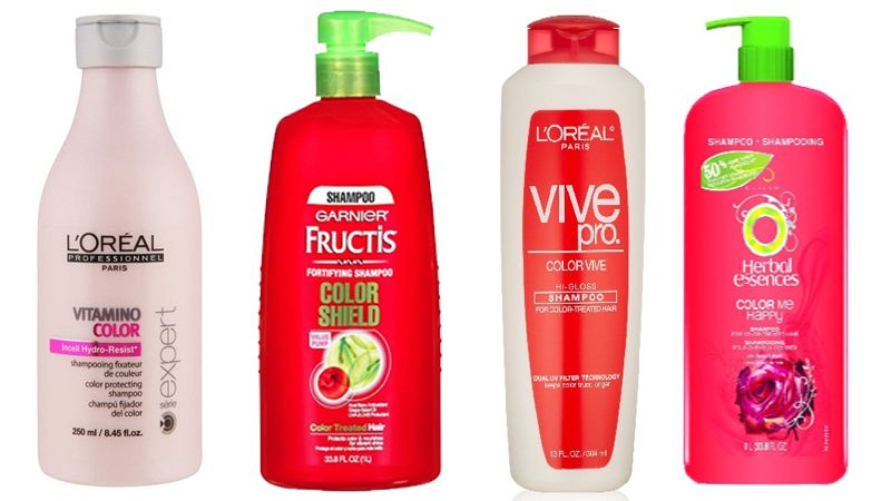 10 Best Shampoos For Color Treated Hair Available In India Best