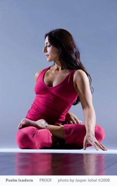 o yoga psalm isadora