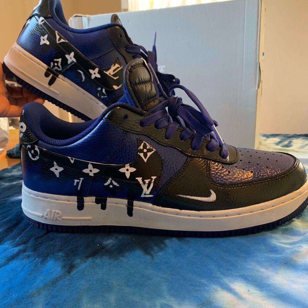 Nike Shoes Nike Air Force 1 Custom Sneaker Color