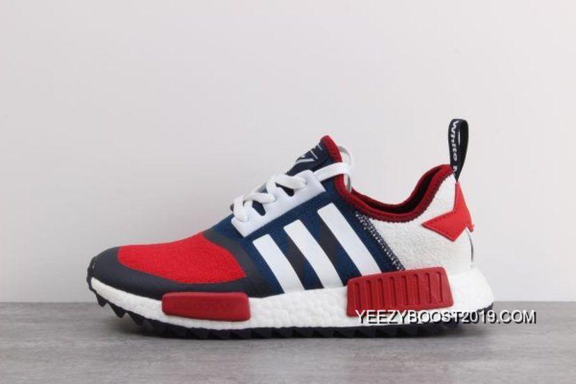 Adidas white alpinismo nmd tracce primeknit scarpe ba7519 copuon