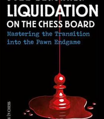Liquidation On The Chess Board PDF | Games | Chess, Chess books