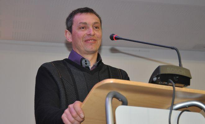 Jean-Philippe Granger, Nouveau Président De La Chambre D'Agriculture