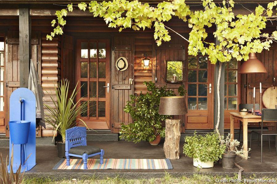 Cet été, je refais ma terrasse ! Extérieur Outdoor Pinterest