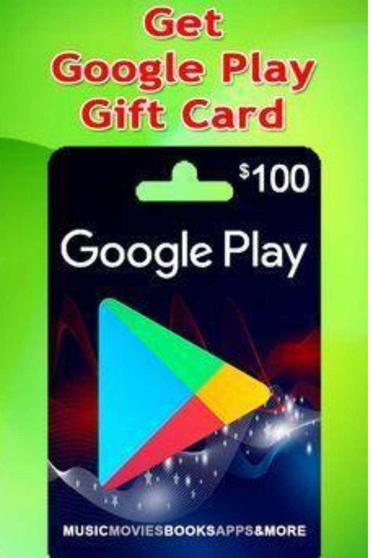 Free Google Play Gift Card No Human Verification Google Play Gift Card Gift Card Generator Google Play Codes