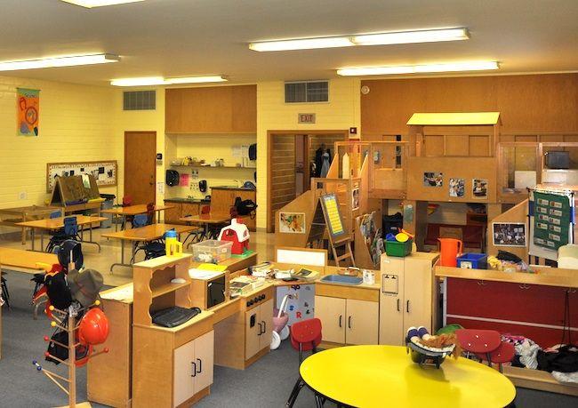 temple judea preschool bigger dramatic play area preschool classroom at 849