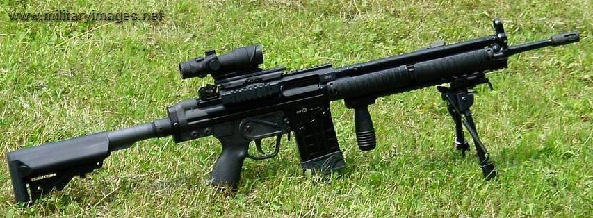 Pin on Guns - Heckler & Koch G3