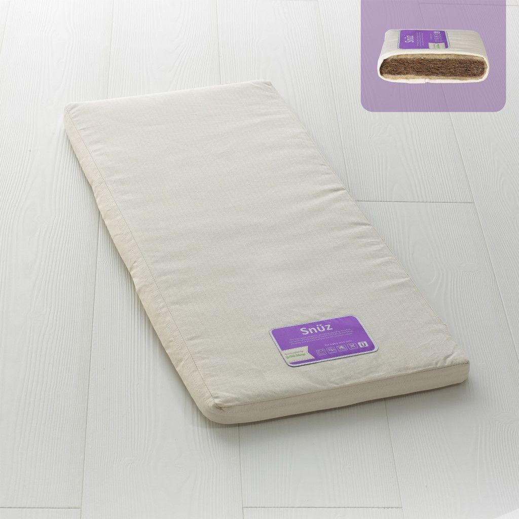 38 X 89cm Crib Mattress Snuz Organic Natural Snuzpod Baby Crib Mattress Mattresses