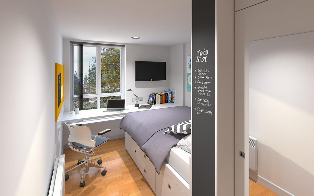 york student accomodation gallery | student castle | architecture