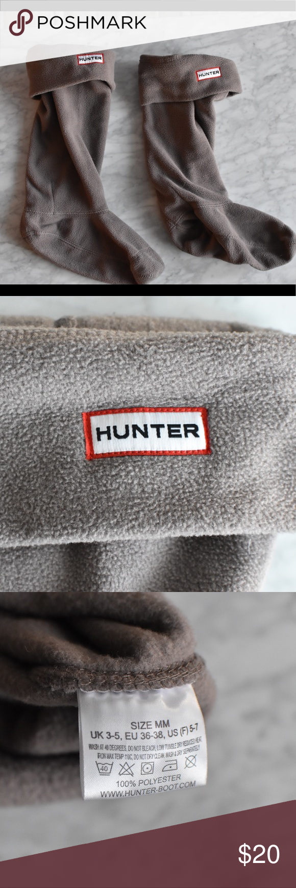 Hunter fleece welly socks socks cozy and winter