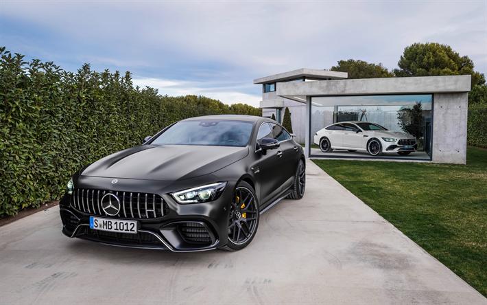 Telecharger Fonds D Ecran Mercedes Amg Gt 4 Portes Coupe