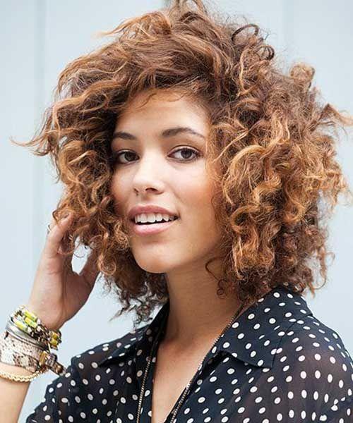 20+ short haircuts for curly hair | haarschnitt für