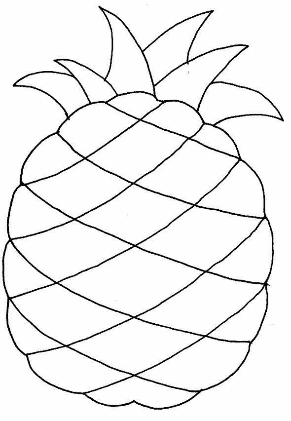 Dibujos Para Colorear Naturaleza 54 Colorear Fruta Y Flores