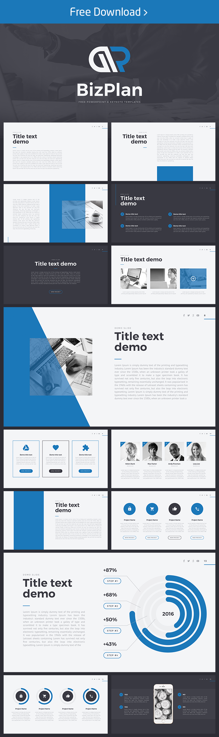 Free keynote template download httpshislideproductbiz plan free keynote template download httpshislideproductbiz plan blue free keynote template free iwork slide keynote business startup wajeb Image collections