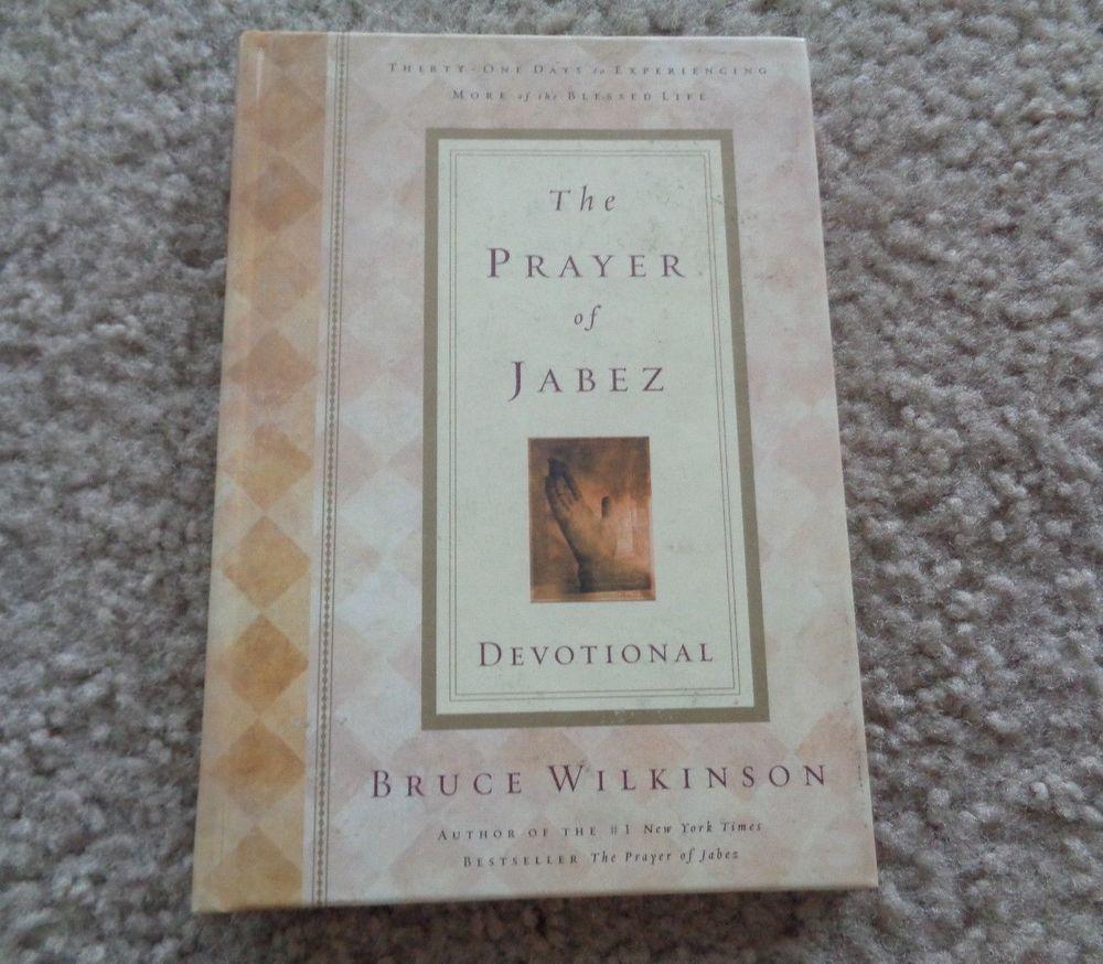 The Prayer of Jabez: Devotional by Bruce Wilkinson | Books