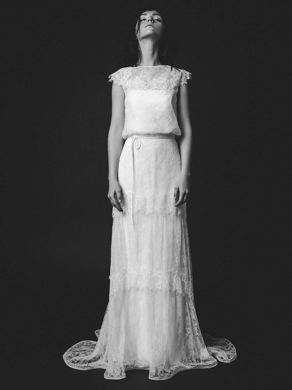 Something Blue Vancouver 2016 collection: Calice gown | Wedding ...