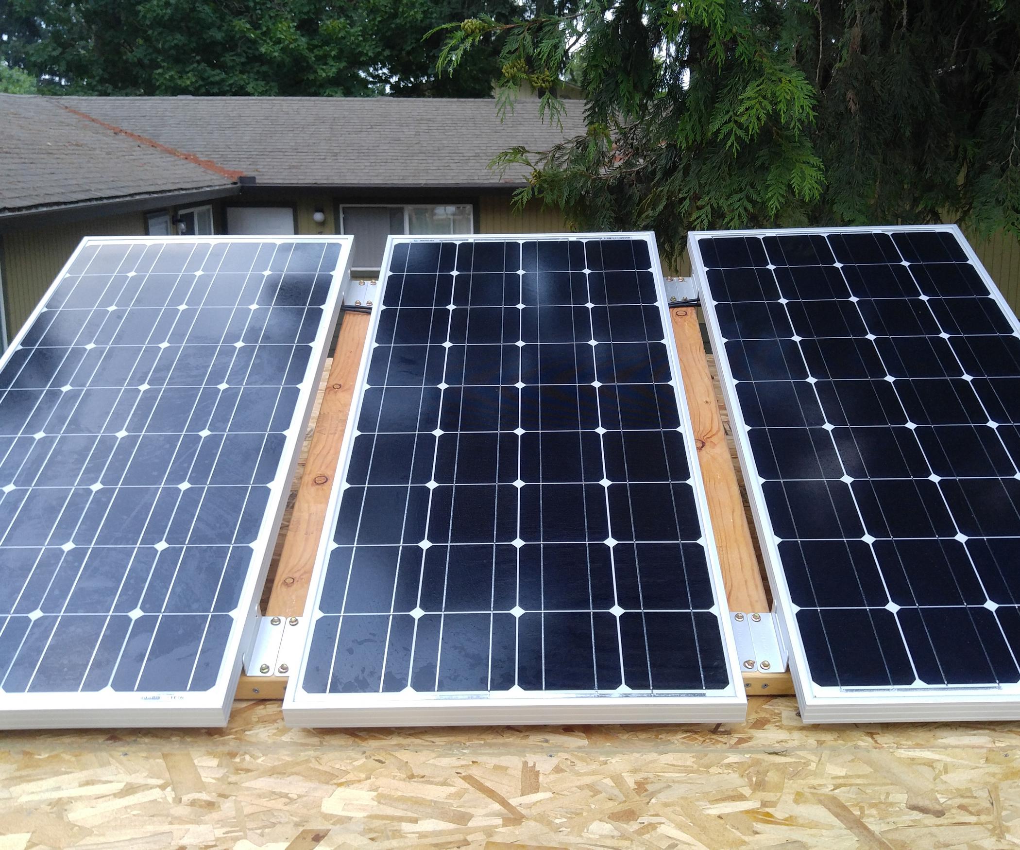 Solar Photovoltaic Pv Installation For Diy Camper Solar Panels Solar Energy Panels Best Solar Panels
