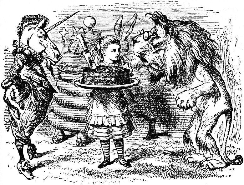 O Livro De Receitas Da Alice Uma Diversao Culinaria John