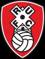 Rotherham United F C Wikipedia Repin By At Social Media Marketing Pinterest Marketing Speci Rotherham United Football Team Logos English Football Teams