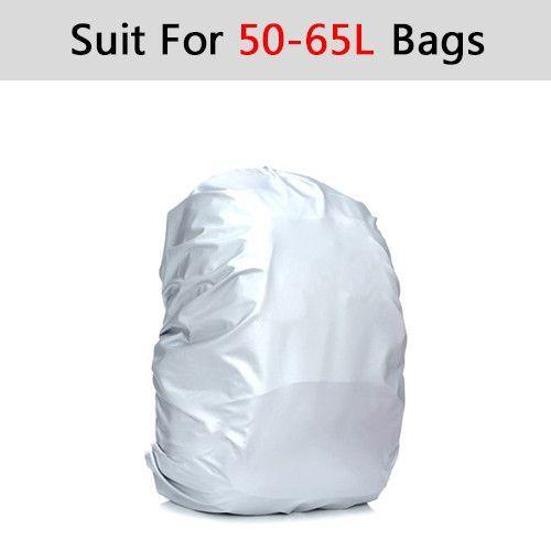 SINAIRSOFT Waterproof Rain Cover Backpack Raincoat Suit for 20L 30L ... 3d7d5442a3c22