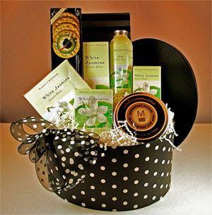 elegant gift baskets - Google Search