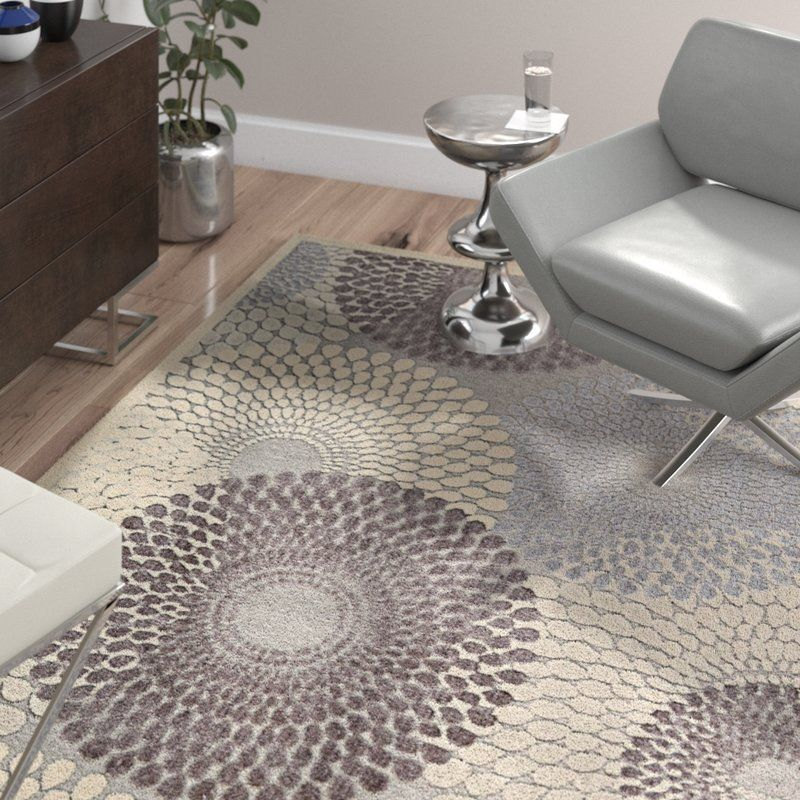 Cangelosi Geometric Grey Area Rug In 2019 Rugs Area